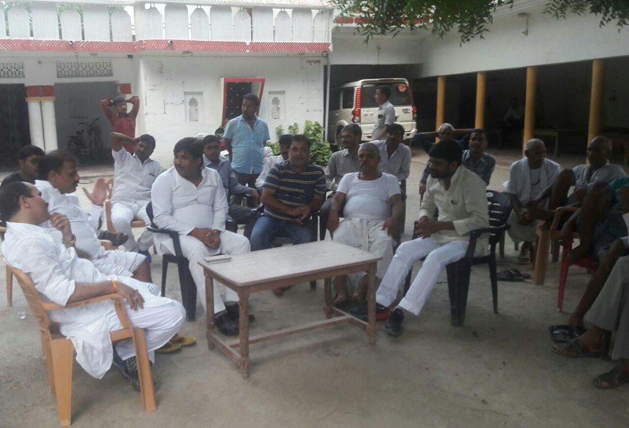 गोरखपुर – फ़ैज़ाबाद  स्नातक  निर्वाचन क्षेत्र के स्नातक